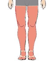 メンズ脱毛:脚まるごとコース